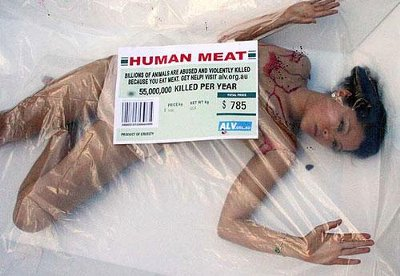 human-meat